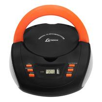 Rádio Am/fm Estereo Com Cd, Mp3 Player, Usb E Entrada Usb