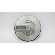 Discman Panasonic Radio Am/fm/cd Mp3 Sl-ct582v