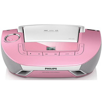 Rádio Portátil Philips, Cd, Usb, Am/fm - Az1837p