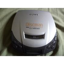 Lote Discman Sony E Walkman Aiwa Funciona