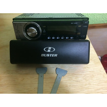 Cd Player, Usb, Cartão De Memória, Aux H-buster Hbd-7300 Mp