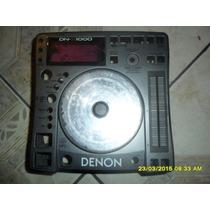Jog Completo Cdj Denon Dn-s1000 Perfeito