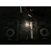 Setup Cdj 900 Nexus Pioneer