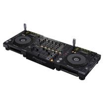 Kit 2cdj 900 Nexus+ Mixer Djm 900 É Só No Território Dos Djs