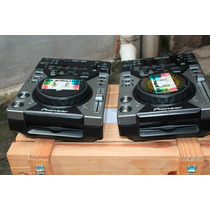 Par Cdj Pioneer 400 Mixer Beringuer Djx 750 E Case