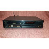Cd Player Pioneer Gaveta De 6 Discos, Pdm-550