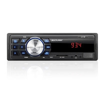 Radio Mp3 Automotivo One P3213 Usb Sd Auxiliar Fm Multilaser