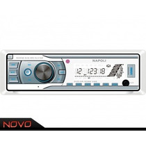 Cd Mp3 Dvd Player E Usb Marinizado Napoli Mr-8388 -náutico