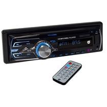 Toca Radio Carro Player Mp3 Usb Sd Com Controle Garantia