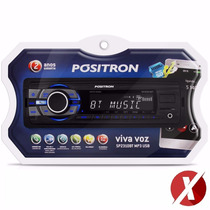 Mp3 Player Positron Sp2310bt Bluetooth Usb Aux Radio