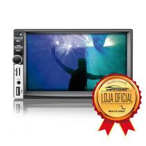 Dvd Multilaser Sense 2din 7/ (sem Leitor) Gps/tv/bluetooth/t