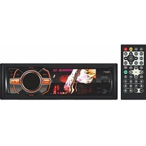 Dvd Player Automotivo 3,5 Hurricane Hrd-3560 Usb/sd/aux