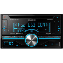 Cd Player Automotivo 2 Din Usb E Aux Kenwood Dpx 300u Toyota