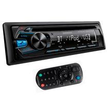 Cd Player Automotivo Kenwood Kdc-bt5058u Com Mp3 E Bluetooth