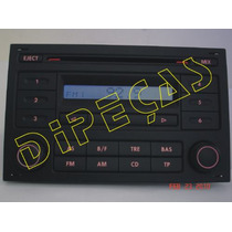 Cd Player Polo Original Vw Duplo Din
