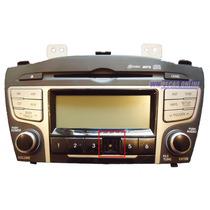 Cd Player Mp3 Original Do Painel P Hyundai Ix35 2011