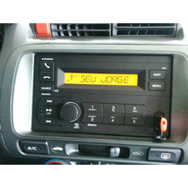 Radio Receiver Som Original Honda Fit 2015 Usb Bluetooth