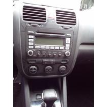 Aparelho Som Radio Cd Original Vw Jetta 2.5 2009