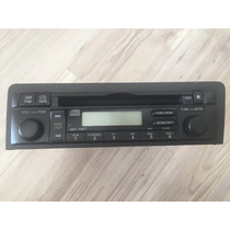 Cd Player Original Honda Civic 2001 A 2006 - Perfeito!!!