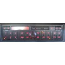 Radio Original A4e A6 Sucata Ligando Com Cod Sem Arranhoes