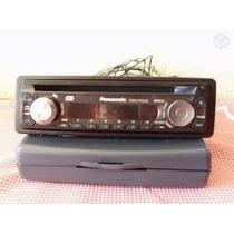 Frente D Radio Panasonic Cq-c1101 Lm Muito Conservada Torro