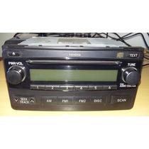 Rádio Original Corolla E Fielder - Geração 9 - 2003 A 2008