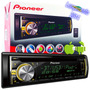 Cd / Mp3 Player Pioneer Deh-x6680bt Mixtrax Bluetooth Usb