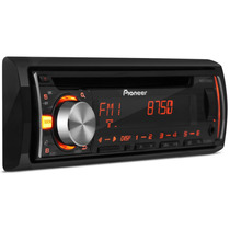 Toca Cd Pioneer Deh-x3680ui Mixtrax Usb Ipod Iphone Radio Fm