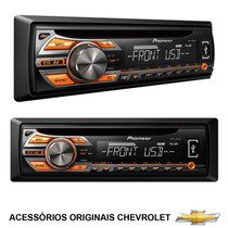 Cd Player Pioneer Deh-1580ub Com Usb Frontal