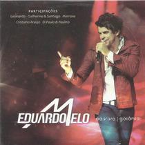Cd Eduardo Melo - Ao Vivo Em Goiânia