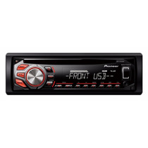Toca Cd Player Pioneer Deh-x1650ub Usb / Aux / Mp3 Garantia