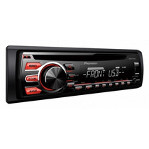Rádio Toca Cd Player Pioneer Deh - 1750ub Mp3 Usb Mixtrax