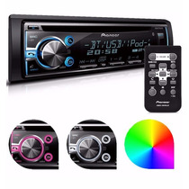 Cd Player Pioneer Deh-6780bt Novo Golfinho Bluetooth Mixtrax