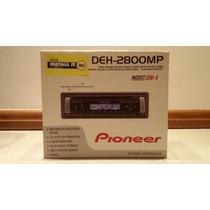 Cd / Mp3 Player Com Fm / Am - Pioneer Deh-2800mp Novo