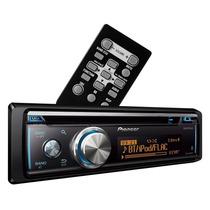 Toca Cd Pioneer Mixtrax Deh-x 8780 Bt Bluetooth Usb Sd +nota
