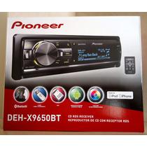 Cd Pioneer Deh-x9650 Bt Mixtrax Gráficos