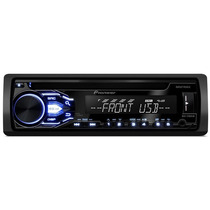 Cd Player Pioneer Deh-x1880ub Usb Frontal, Auxiliar, Mixtrax