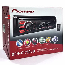 Toca Cd Player Mp3 Pioneer Usb/aux Lançamento + Frete Gratis
