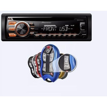 Cd Player Pioneer Mp3 Deh-1780ub + Controle Sx2 Nota Fiscal