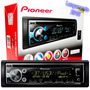Cd / Mp3 Player Pioneer Deh-x6780bt Mixtrax Bluetooth Usb