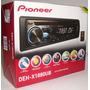 Cd Player Pioneer Deh-x1880ub Mixtrax Usb Saida Subwoofer