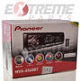 Media Receiver Pioneer Mvh-x568bt Bluetooth Usb Mixtrax
