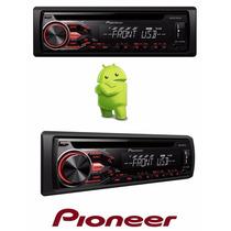 Cd Player Pioneer Lancamento Usb/mp3/controle Remoto
