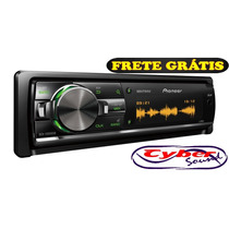 Toca Cd Mp3 Pioneer Deh X9550sd 2 Usd Sd Fm Am Mixtrax 2013
