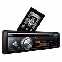 Toca Cd Pioneer Deh-x 8780bt Player Bluetooth Mp3 X8780 8780