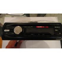 Cd Mp3 Sony Cdx-gt247x Com Entrada Auxiliar, Saída Para Sub