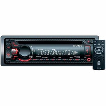 Toca Cd Player Sony Automotivo Cdx-g1050 Aux Mp3 Usb Radio