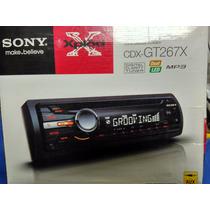 - Cd Player Automotivo Sony Cdx - Gt267x - Am / Fm Mp3 /novo