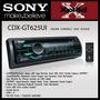 Cd-mp3 Sony Cdx-gt625ui+ Pendrive 8gb Brinde