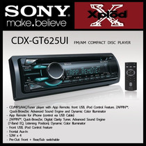 Cd-mp3 Sony Cdx-gt625ui+ Pendrive 8gb Brinde